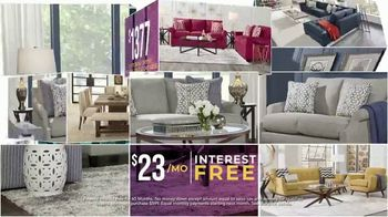 Rooms to Go Holiday Sale TV Spot, 'Incredible Selection' - Thumbnail 6