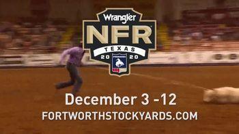 Wrangler National Finals Rodeo TV Spot, 'Cowtown Coliseum Lineup' - Thumbnail 9