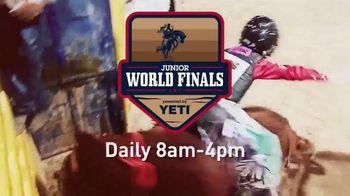 Wrangler National Finals Rodeo TV Spot, 'Cowtown Coliseum Lineup'
