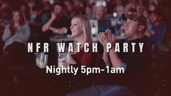 Wrangler National Finals Rodeo TV Spot, 'Cowtown Coliseum Lineup' - Thumbnail 5