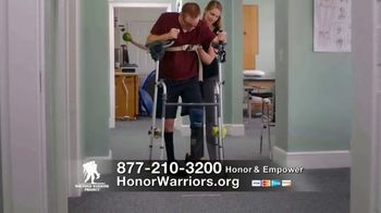 Wounded Warrior Project TV Spot, \'Eric and Corey\' Featuring Trace Adkins