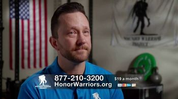 Wounded Warrior Project TV Spot, 'Eric and Corey' Featuring Trace Adkins - Thumbnail 5