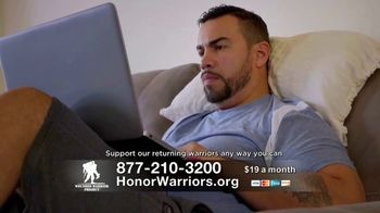 Wounded Warrior Project TV Spot, 'Eric and Corey' Featuring Trace Adkins - Thumbnail 6