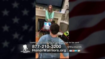Wounded Warrior Project TV Spot, 'Eric and Corey' Featuring Trace Adkins - Thumbnail 7