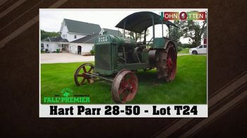 Mecum Gone Farmin' 2020 Fall Premier TV Spot, 'John Otten Collection' - Thumbnail 3