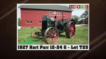 Mecum Gone Farmin' 2020 Fall Premier TV Spot, 'John Otten Collection' - Thumbnail 4