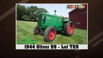 Mecum Gone Farmin' 2020 Fall Premier TV Spot, 'John Otten Collection' - Thumbnail 5