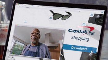 Capital One Shopping TV Spot, 'Fondue' Featuring Samuel L. Jackson - Thumbnail 4