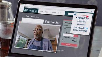 Capital One Shopping TV Spot, 'Fondue' Featuring Samuel L. Jackson - Thumbnail 6