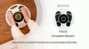 Revitive Circulation Booster TV Spot, 'Suffering From Pain in Your Legs, Knees, Feet or Back?' - Thumbnail 2