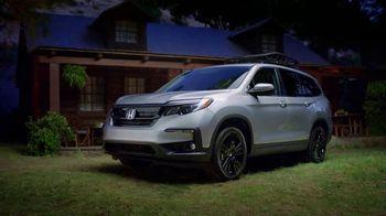 Honda Pilot TV Spot, 'Equipped for Family Life' [T2] - Thumbnail 7