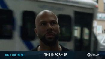 DIRECTV Cinema TV Spot, 'The Informer' Song by Vo - Thumbnail 2