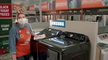 The Home Depot Black Friday Prices TV Spot, 'Holidays: Improvements' - Thumbnail 3