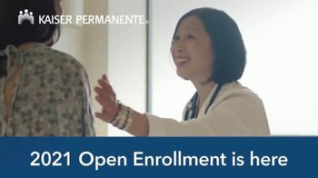 Kaiser Permanente TV Spot, '2021 Open Enrollment' - Thumbnail 2