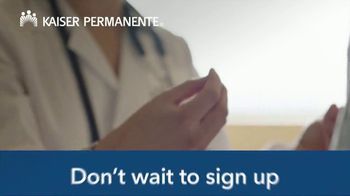 Kaiser Permanente TV Spot, '2021 Open Enrollment' - Thumbnail 8