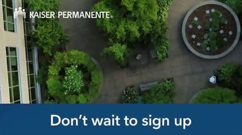 Kaiser Permanente TV Spot, '2021 Open Enrollment' - Thumbnail 9