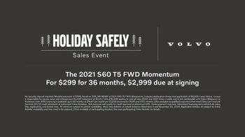 Volvo Holiday Safely Sales Event TV Spot, 'For the Road. For the Planet' [T2] - Thumbnail 9
