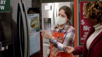 The Home Depot Black Friday Prices TV Spot, 'LG Stainless Steel Kitchen Package' - Thumbnail 1
