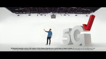 Verizon TV Spot, '5G está aquí: iPhone 12 Pro Max & iPhone 12 mini' [Spanish] - Thumbnail 5