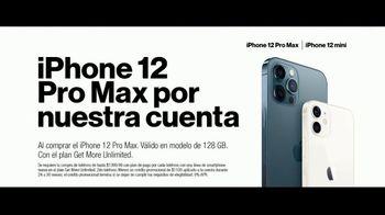 Verizon TV Spot, '5G está aquí: iPhone 12 Pro Max & iPhone 12 mini' [Spanish] - Thumbnail 6