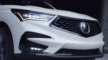 Acura TV Spot, 'The Most Thrilling Lineup' [T2] - Thumbnail 3