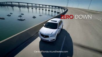 Acura TV Spot, 'The Most Thrilling Lineup' [T2] - Thumbnail 6