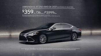 2021 Lexus ES TV Spot, 'El playlist de Sofía' [Spanish] [T2] - Thumbnail 8