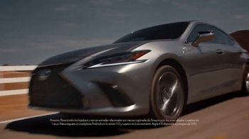 2021 Lexus ES TV Spot, 'El playlist de Sofía' [Spanish] [T2] - Thumbnail 3