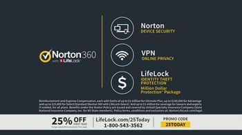 LifeLock TV Spot, 'Testimonials 60 V1A Non-VO' - Thumbnail 7