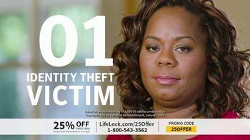 LifeLock TV Spot, 'Testimonials 60 V2A Non-VO'