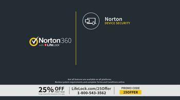 LifeLock TV Spot, 'Testimonials 60 V2A Non-VO' - Thumbnail 6