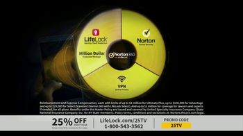 LifeLock TV Spot, 'Testimonials 120 V2' - Thumbnail 5