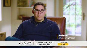 LifeLock TV Spot, 'Testimonials 120 V2' - Thumbnail 6