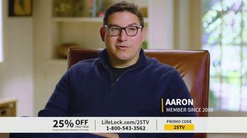 LifeLock TV Spot, 'Testimonials 120 V2' - Thumbnail 8