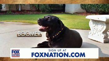 FOX Nation TV Spot, 'Hero Dogs' - Thumbnail 2