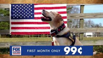 FOX Nation TV Spot, 'Hero Dogs' - Thumbnail 5