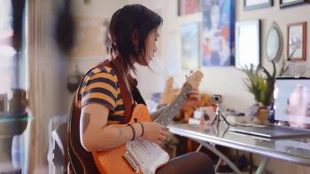 Logitech TV Spot, 'Yvette Young' Song by Wayfarers - Thumbnail 5