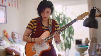 Logitech TV Spot, 'Yvette Young' Song by Wayfarers - Thumbnail 8
