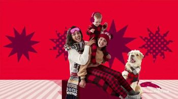 Old Navy TV Spot, 'Holidays: Jingle Jammies' Featuring RuPaul - Thumbnail 10