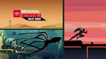 Toyota Mission: Incredible Sales Event TV Spot, 'Whatever It Takes' [T2] - Thumbnail 4