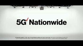 Verizon TV Spot, '5G Just Got Real: iPhone 12 Pro Max & iPhone 12 mini: Pre-Order' - Thumbnail 4