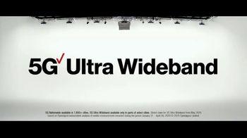 Verizon TV Spot, '5G Just Got Real: iPhone 12 Pro Max & iPhone 12 mini: Pre-Order' - Thumbnail 5