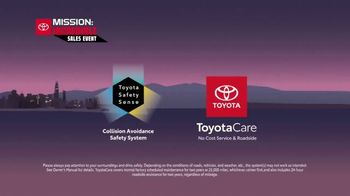 Toyota Mission: Incredible Sales Event TV Spot, 'By Any Means' [T2] - Thumbnail 7