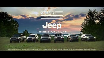 Jeep Presidents Day Event TV Spot, 'Great Deals' [T2] - Thumbnail 4