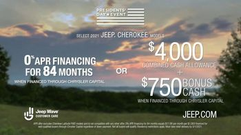 Jeep Presidents Day Event TV Spot, 'Great Deals' [T2] - Thumbnail 5