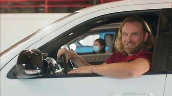 Discount Tire TV Spot, 'No Look Shot: Bridgestone'