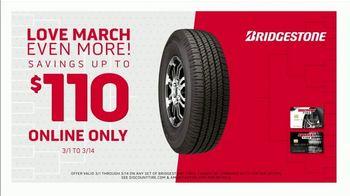 Discount Tire TV Spot, 'No Look Shot: Bridgestone' - Thumbnail 8