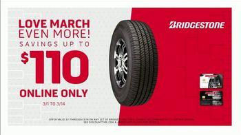 Discount Tire TV Spot, 'No Look Shot: Bridgestone' - Thumbnail 9