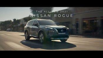 2021 Nissan Rogue TV Spot, 'Say It Your Way' [T2] - Thumbnail 5
