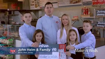 Jersey Mike's TV Spot, '10th Annual Day of Giving: All the Giving' - Thumbnail 4